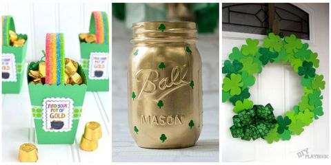 Get Creative On Saint Paddys Day With These Fun And Easy Craft Activities That Will Leave Your Kids Feeling Lucky
