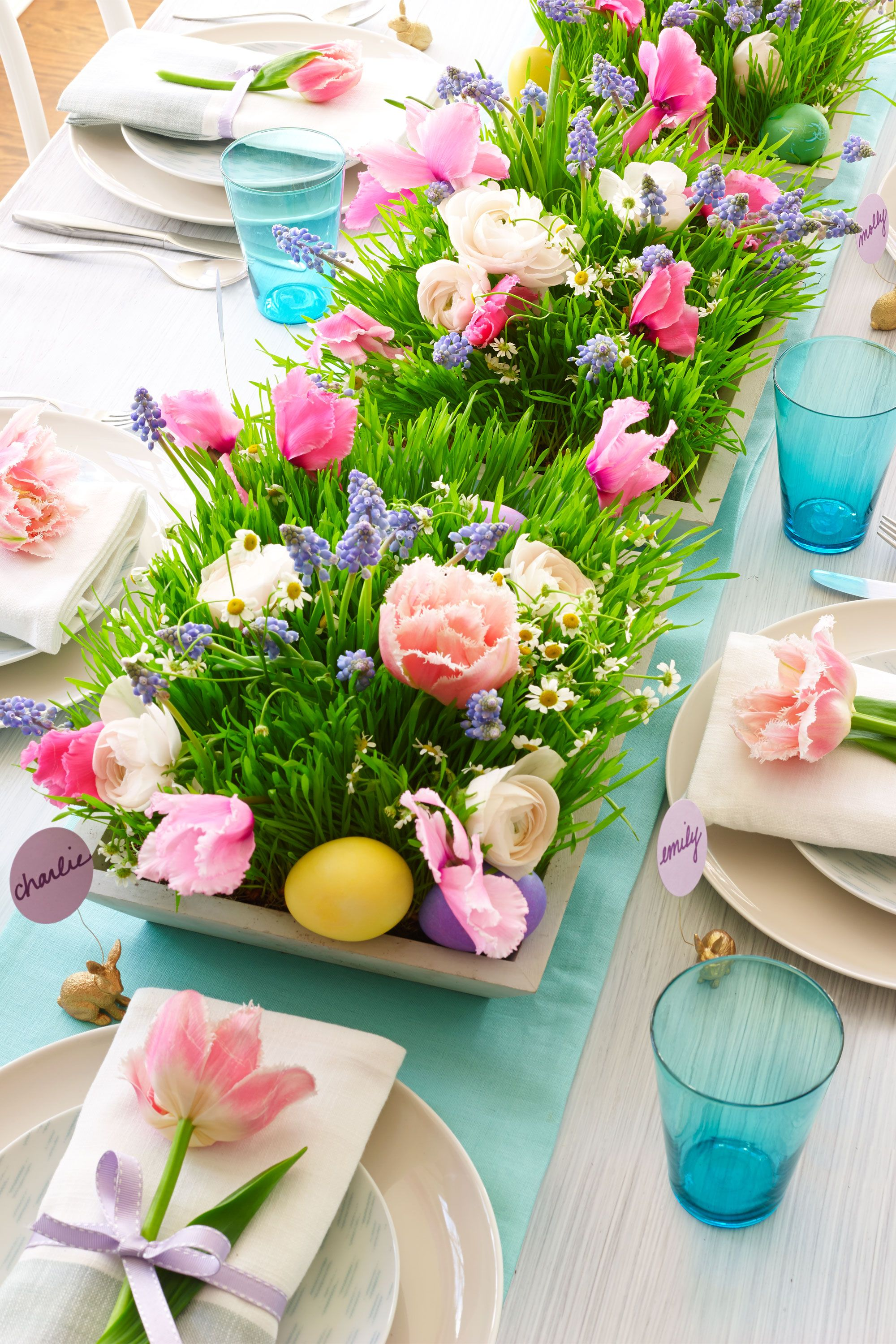 easter decorating ideas to beautify your easter Womanu0027s Day