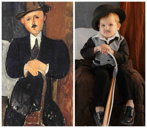 Mom Recreates Famous Works Of Art Using Her Kids As Models
