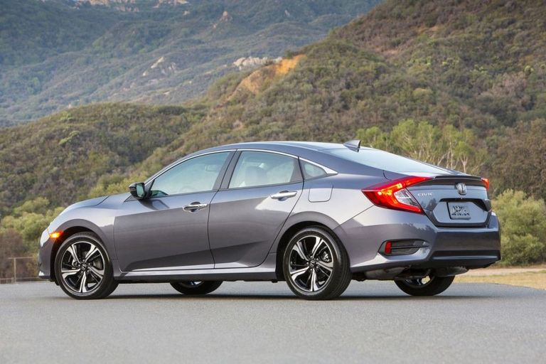 American Honda Motor Co Inc Quick Review Of The 2016 Civic