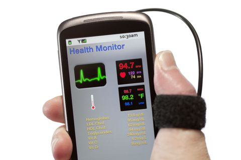 Blood Pressure App