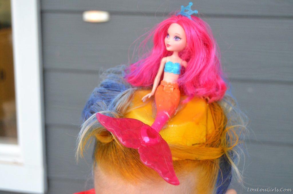 Crazy Hair Day Ideas Wacky Hair Styles