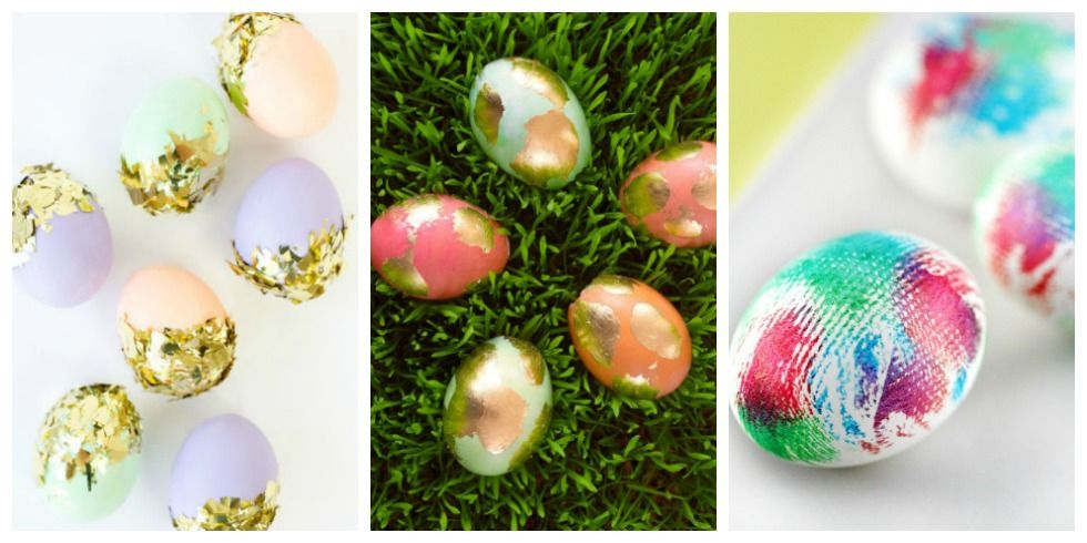 42 Cool Easter Egg Decorating Ideas