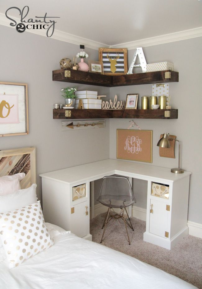 10 Best Bedroom Storage Ideas For Small Bedrooms