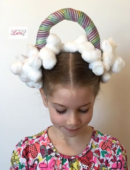 Crazy Hair Day Ideas Wacky Hair Styles
