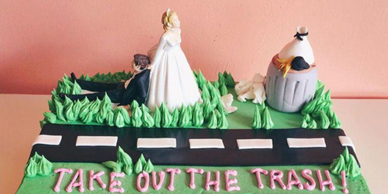 20 Best Divorce Cakes For Her Funny Ideas For Divorce