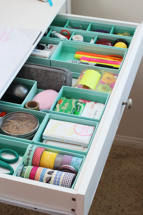ways to organize your home office desk organization hacks