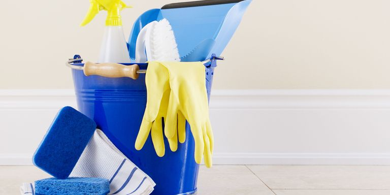 30 spring cleaning tips quick easy house cleaning ideas for Pictures of clean homes