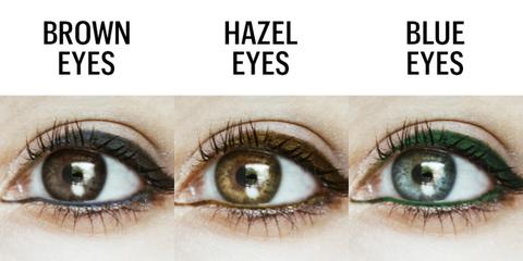 Blue, Brown, Eye, Skin, Green, Eyelash, Text, Eyebrow, Eye shadow, Violet,