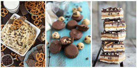 Food, Cuisine, Sweetness, Finger food, Ingredient, Dessert, Baked goods, Confectionery, Chocolate, Recipe,