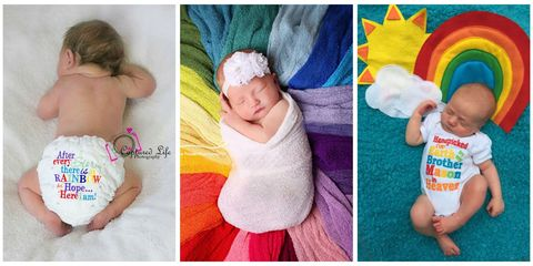 Rainbow Baby Stories — Having a Baby After Infant Loss