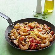 pasta recipes shrimp linguine puttanesca recipe