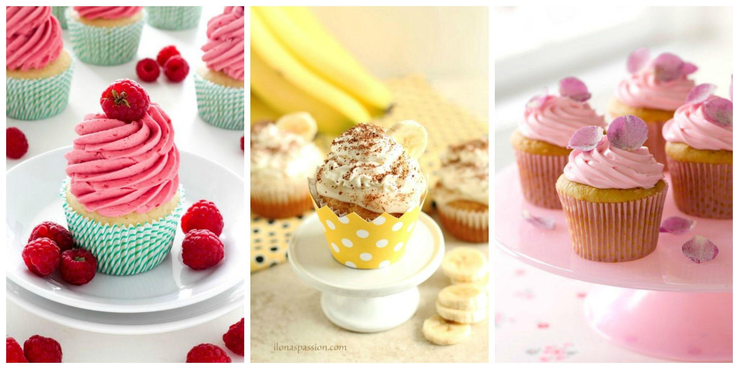 55+ Easy Cupcake Recipes - Best Cupcake Recipe Ideas