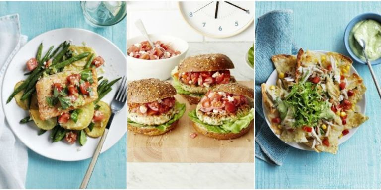 101 easy 30 minute meals quick dinner recipes theres forumfinder Image collections