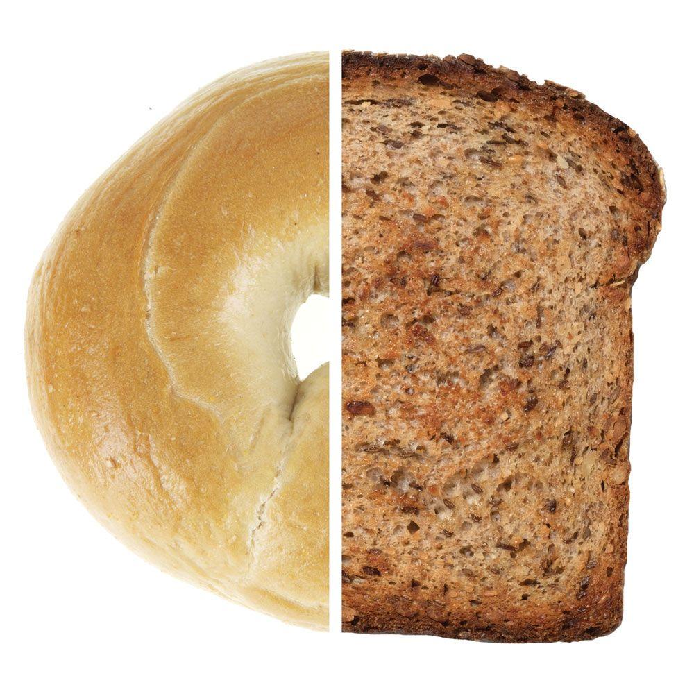 Bagel vs Bread
