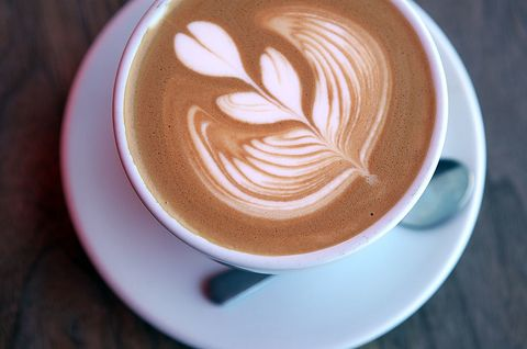 Pretty Cup of Coffee