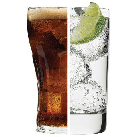 Soda vs Seltzer