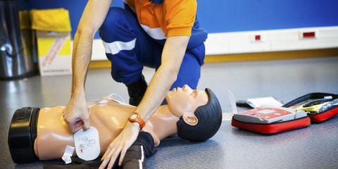 Arm, Elbow, Joint, Wrist, Knee, Service, Glove, Contact sport, Medical procedure, Office equipment,