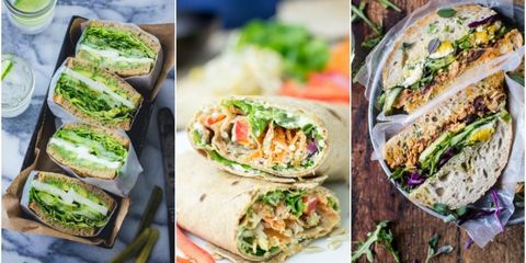 16 best picnic sandwiches easy sandwich recipes for picnics image forumfinder Choice Image