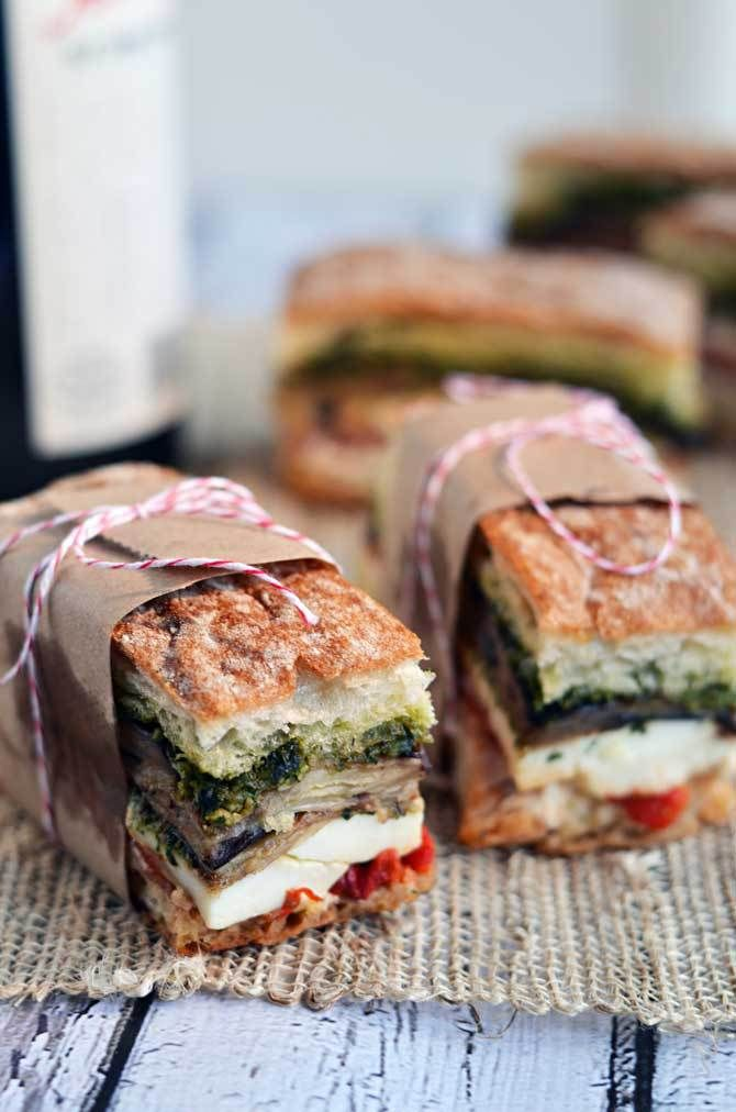 16 best picnic sandwiches easy sandwich recipes for picnics forumfinder Choice Image