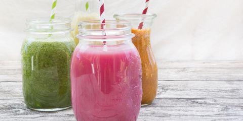 Drink, Juice, Drinking straw, Ingredient, Vegetable juice, Tableware, Drinkware, Party supply, Mason jar, Health shake,