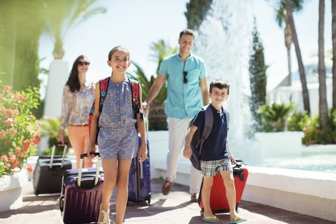 Clothing, Leg, Trousers, Leisure, Bag, Luggage and bags, Travel, Fashion, Street fashion, Spring,