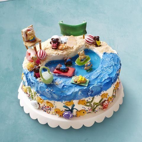 Admirable 4Th Of July Cakes And Cupcakes Recipes For 4Th Of July Cakes Funny Birthday Cards Online Necthendildamsfinfo