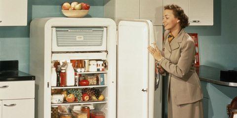 Food, Major appliance, Home appliance, Kitchen appliance, Collar, Refrigerator, Oven, Small appliance, Freezer, Blazer,