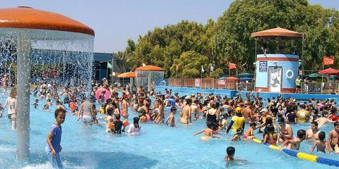 Fun, Recreation, Swimming pool, Leisure, Water, Summer, Outdoor recreation, Tourism, Vacation, Water park,