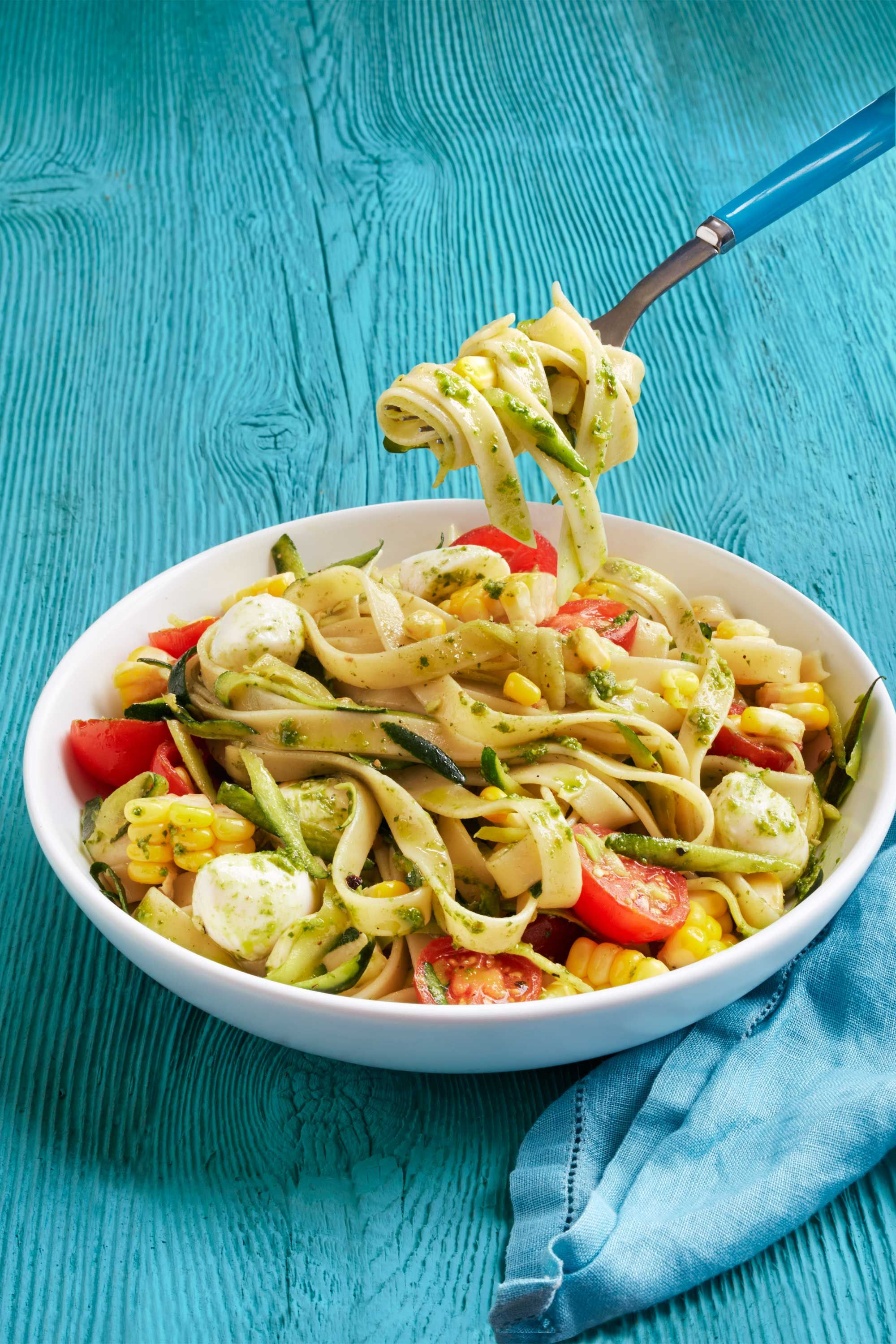 24 Best Summer Pasta Recipes - Easy Pasta Dishes for Summer
