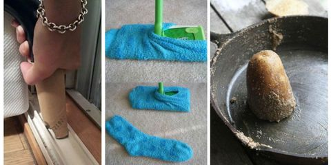 20 of the Most Popular Cleaning Hacks on Pinterest