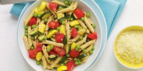 Food, Cuisine, Produce, Vegetable, Tableware, Food group, Ingredient, Pasta, Dish, Dishware,