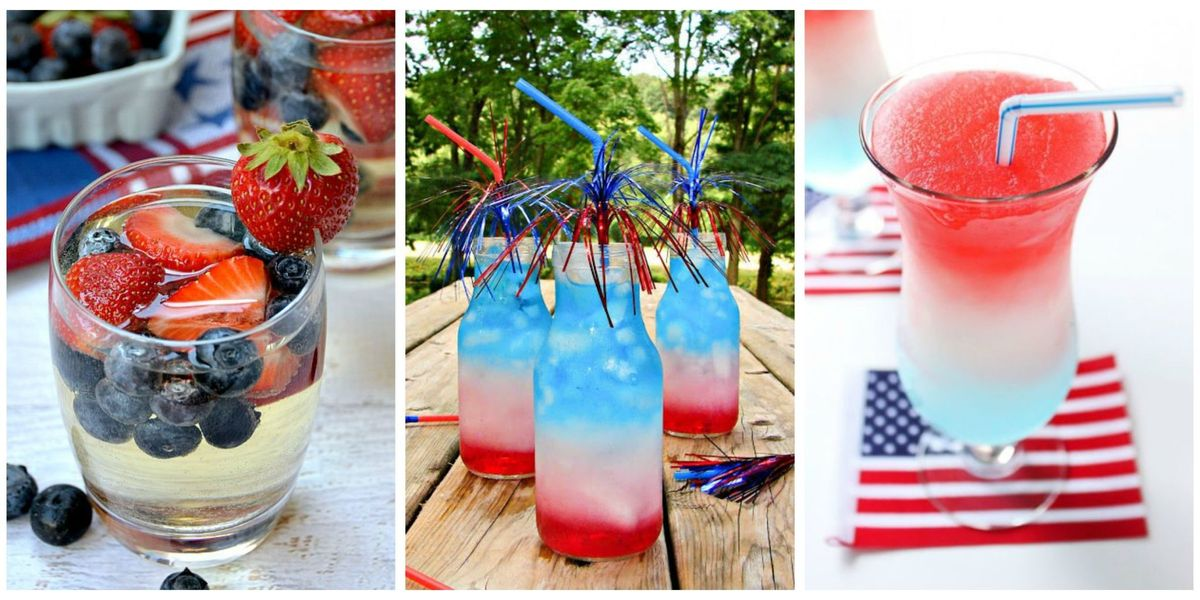 17 easy 4th of july drinks cocktails recipes for for 4th of july cocktail party recipes