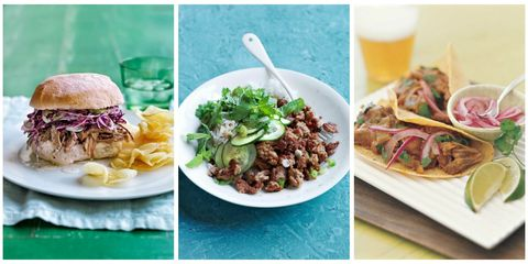 32 easy healthy pork recipes how to cook pork when you think of low calorie foods pork isnt an ingredient that immediately comes to mind but while the pork category includes such wonderfully rich forumfinder Gallery