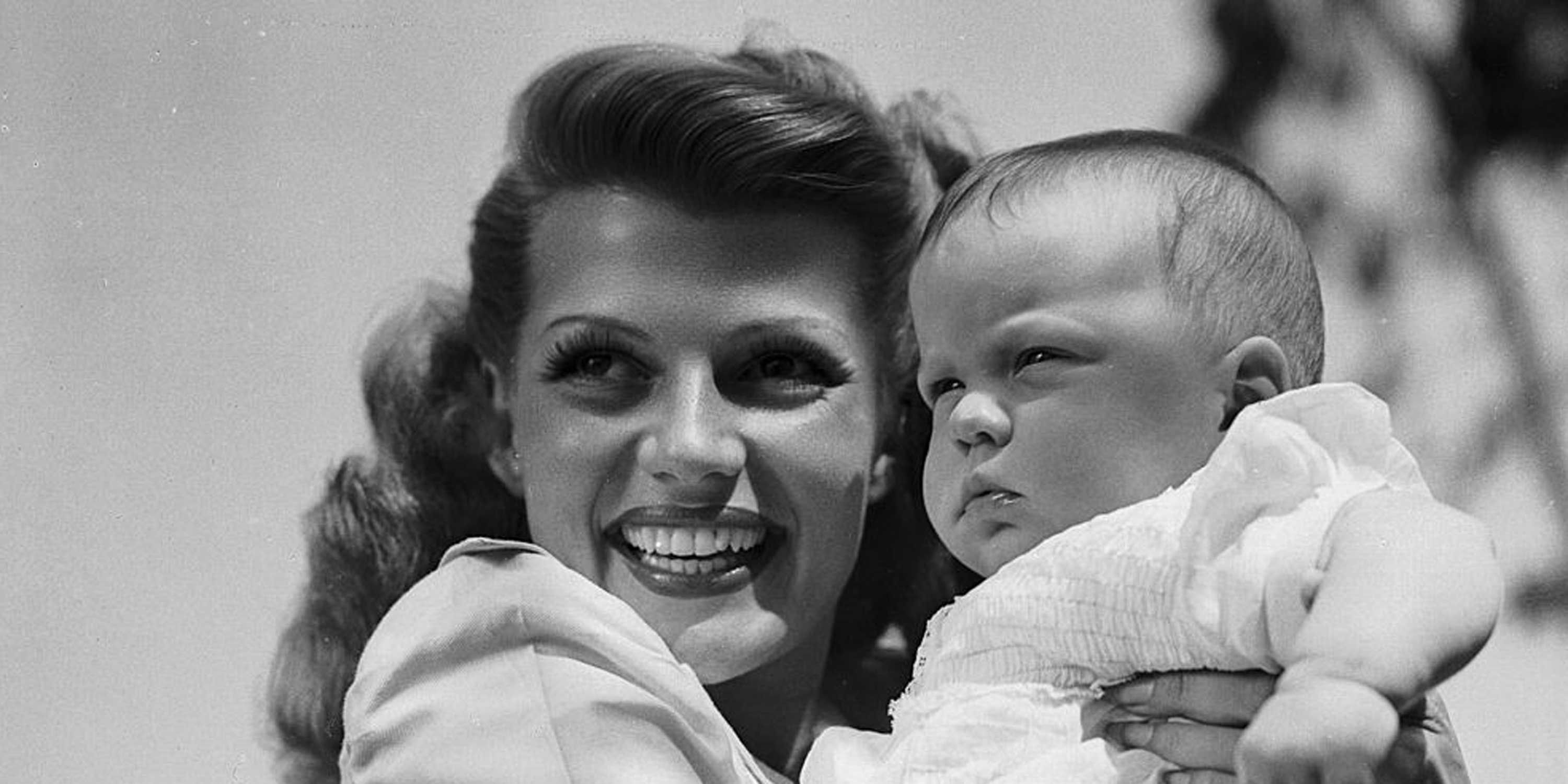 18 Baby Names Inspired by Vintage Hollywood Stars - Old Hollywood