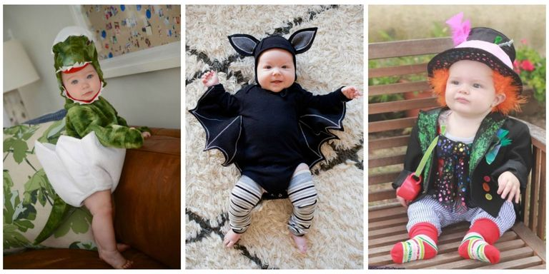 30 cute baby halloween costumes 2017 best ideas for boy and girl dress your little ones up as ladybugs pilots or even cocktails for a trick or treat cuteness overload plus get our best diy halloween costumes for kids solutioingenieria Choice Image