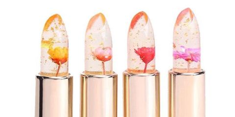Red, Orange, Pink, Amber, Peach, Metal, Natural material, Cylinder, Chemical substance, Silver,