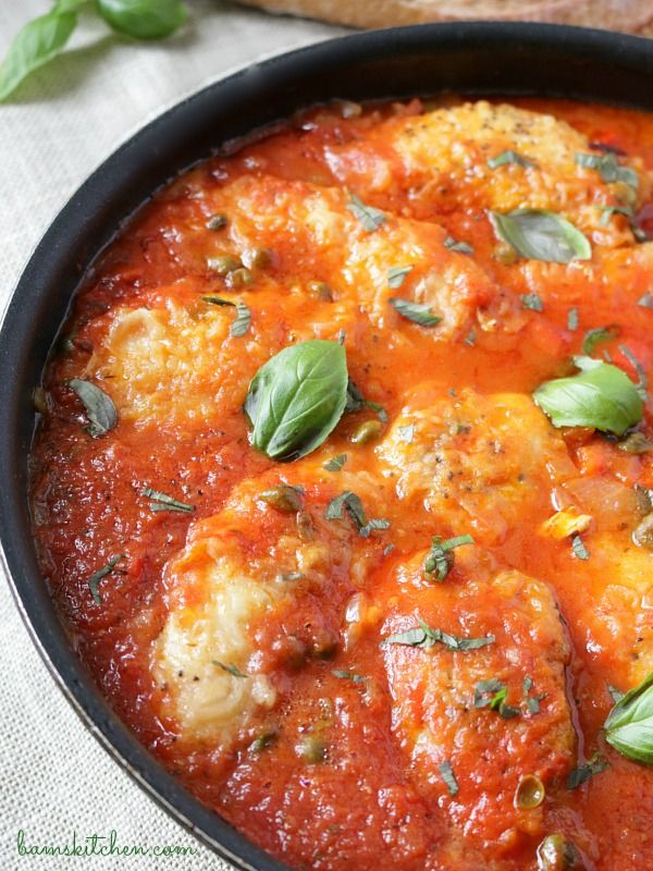 20 italian chicken recipes quick and easy chicken dishes forumfinder Images