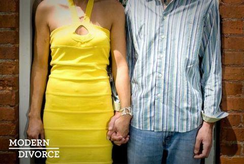 Clothing, Yellow, Dress shirt, Dress, Shoulder, Denim, Shirt, Textile, Joint, Jeans,