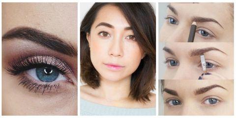 Lip, Blue, Cheek, Brown, Eye, Hairstyle, Skin, Eyelash, Forehead, Eyebrow,
