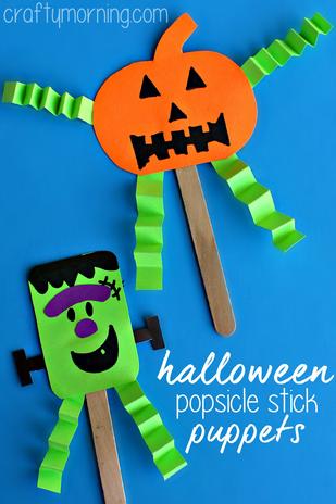 27 Easy Halloween Crafts For Kids Fun Halloween Craft