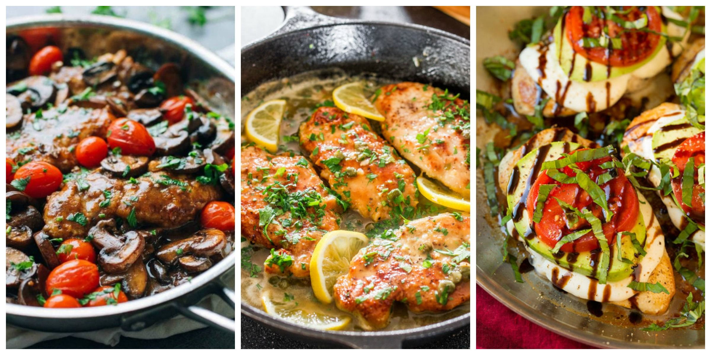 17 italian chicken recipes quick and easy chicken dishes forumfinder Gallery