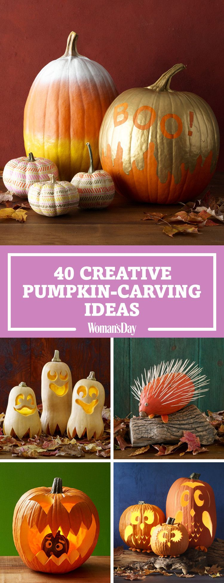 65 best pumpkin carving ideas halloween 2017 creative jack o lantern designs - Unique Pumpkin Carving Ideas
