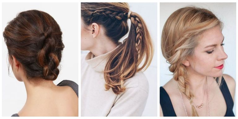 The 12 Easiest Summer Hairstyles on Pinterest