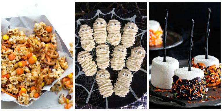 22 Easy Halloween Party Food Ideas - Cute Recipes for Halloween ...