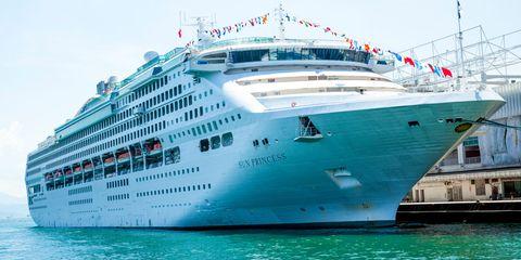 Mode of transport, Cruise ship, Passenger ship, Transport, Liquid, Water, Aqua, Watercraft, Naval architecture, Waterway,