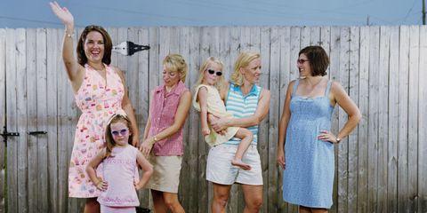 Pink, Dress, One-piece garment, Waist, Day dress, Blond, Cocktail dress, Embellishment, Pattern, A-line,