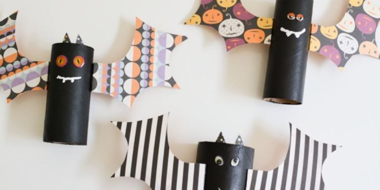 These Family Friendly Crafts Will Have Your House Ready For Spooking In No  Time. Plus, Get More Halloween Craft Ideas And Cute Homemade Costumes For  Kids! Gallery
