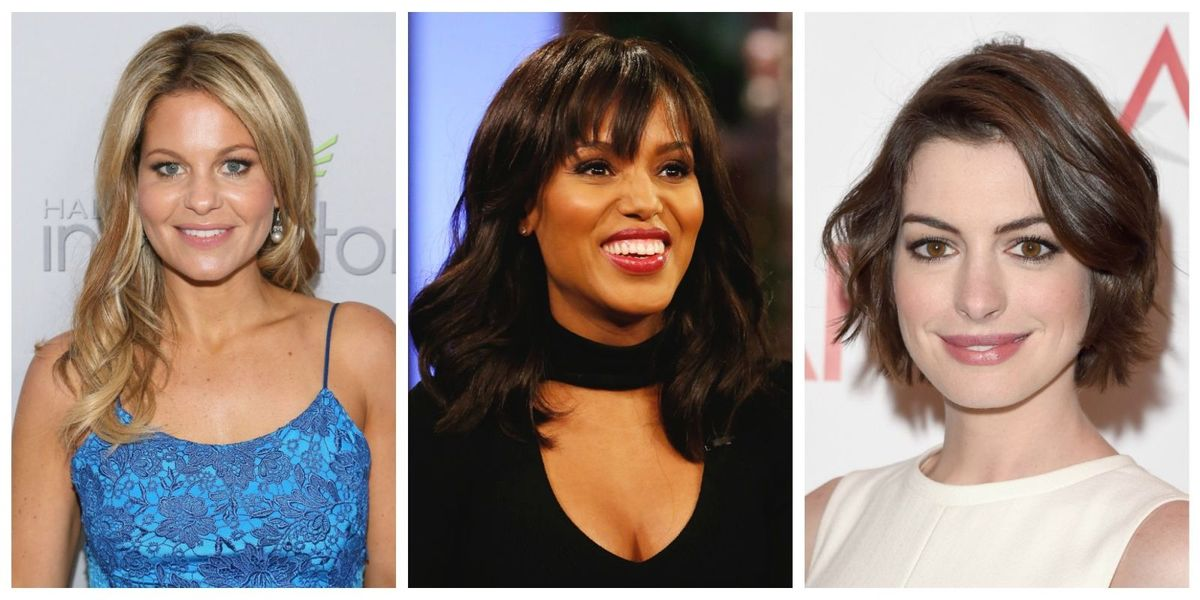 24 Best Haircuts For Women Over 30