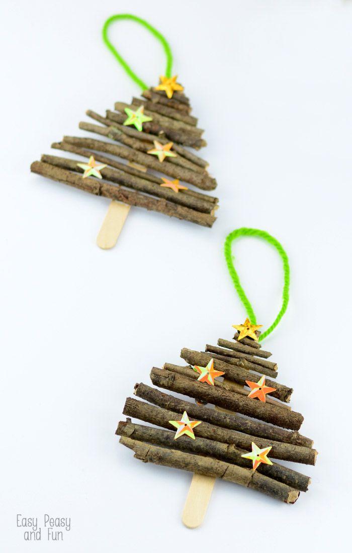 32 homemade diy christmas ornament craft ideas how to make holiday 32 homemade diy christmas ornament craft ideas how to make holiday ornaments solutioingenieria Gallery